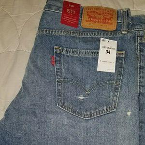 Mens Levi SLIM FIT Shorts